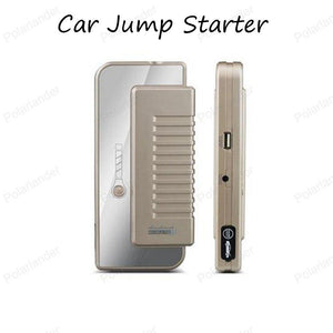 2016 New High Capacity Car Jump Starter Mini Portable Emergency Battery Charger for Petrol Diesel Car  Peak Current + SOS