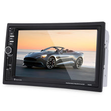 Load image into Gallery viewer, 7020G 7 inch Car Audio Stereo MP5 Player Remote Control Rearview Camera GPS Navigation Function