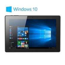 Load image into Gallery viewer, 10.1 inch Chuwi Hi10 Windows 10 + Android 5.1 Ultrabook Tablet PC Intel Cherry Trail Z8300 64bit Quad Core 1.44GHz IPS Retina Screen 4GB RAM 64GB ROM WiFi HDMI Bluetooth 4.0
