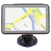 Load image into Gallery viewer, 5 inch Vehicle GPS Navigation TFT LCD Touch Screen FM Radio Voice Guidance Multifunction Navigator Maps