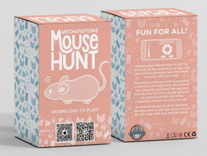 Meowington Mouse Hunt Cat Toy