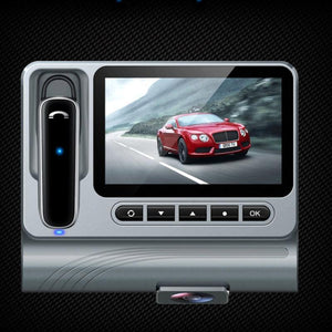 "3"" Smart Bluetooth Car Hands-Free Car DVR Night Vision HD 1080P"