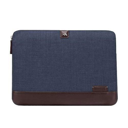 Brenthaven Collins Sleeve for 15 MacBooks - Indigo Chambray