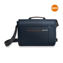 Load image into Gallery viewer, Briggs & Riley Kinzie Street Micro Messenger  Carry-On, Z105