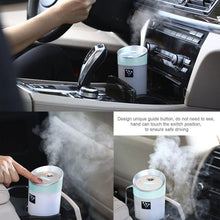 Load image into Gallery viewer, 300 ml Mini Air Humidifier USB Power Supply for Home Office Car