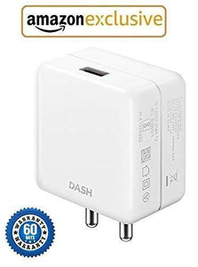 Aine™ Dash Charger 4Amp Power Adapter (100% Dash Charging Supported) for One Plus 3/1+3T/ 1+5/1+5T/ 1+6/1+6T