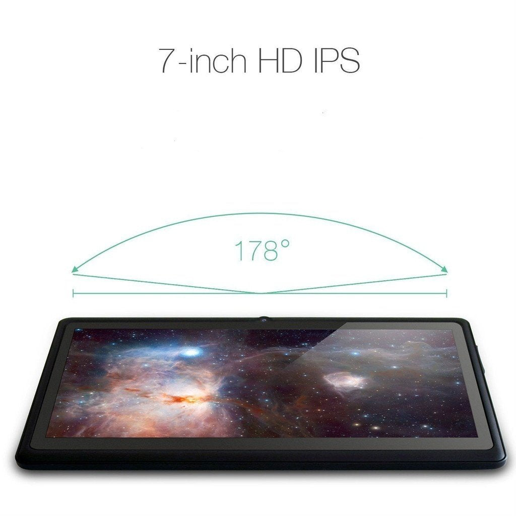 2017 New 7 inch Tablet PC Quad Core 8GB Dual Camera WiFi
