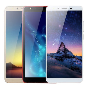 4GB+32GB 5.8 Inch HD Screen Android 5.1 8-Core 2Sim Wifi 3G GSM Gps Smart Phone