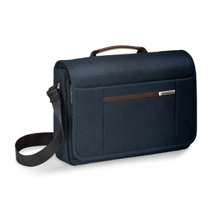 Briggs & Riley Kinzie Street Micro Messenger  Carry-On, Z105