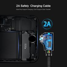 Load image into Gallery viewer, 1M Magnetic USB Cable For iPhone Charge Micro USB Type-C For Samsung Galaxy S9 Plus Note 9 USB-C Charger Cable
