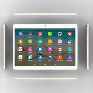 """10 inch Tablet pc Octa Core MTK android 6.0"