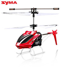 Load image into Gallery viewer, 100% Original SYMA W25 2CH Indoor Small RC Electric Aluminium Alloy Drone Remote Control Helicopter Shatterproof boys toys