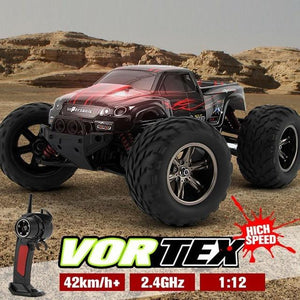 Abbyfrank Dirt Bike Kf S911 1:12 2wd Toy Monster Truck Wl A969 A979 Big Wheel Boy Gift Idea Remote Control Car Radio Controlled