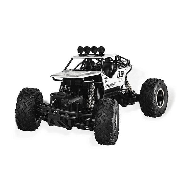 1:16 4WD RC Car Rock Crawlers Drive Car Double Motors Drive Bigfoot Car Remote Control Car Off road Vehicle Toy Car For Kid