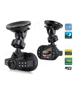 Car Dashboard Camera DLS FULL HD 1080P Vehicle Blackbox DVR Camera With Screen