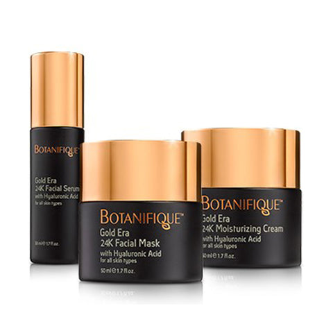 Gold Era 24K Complete Facial Care Set