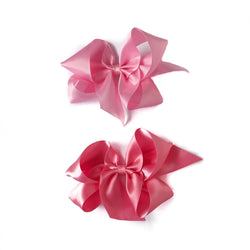 Big Valentine's Day Satin Bow