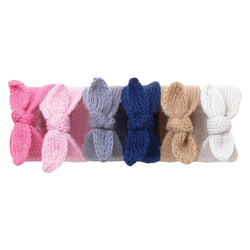 Knit Wool Baby Stretch Headband
