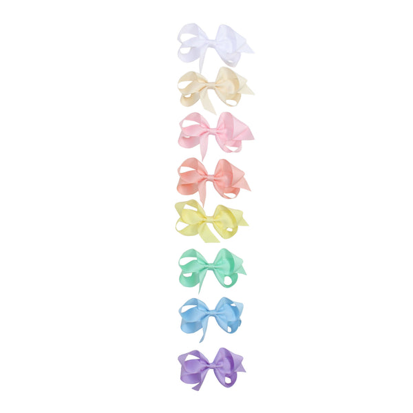 Small Pastel Grosgrain Bow