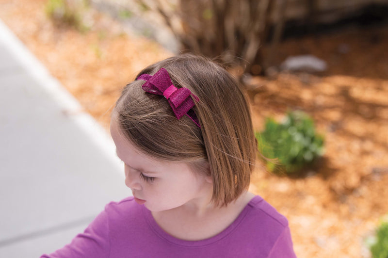 Sparkle Party Bow Headband