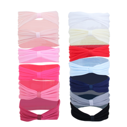 Wide Nylon Headband