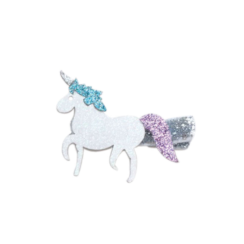Sparkle Unicorn Popper Clip