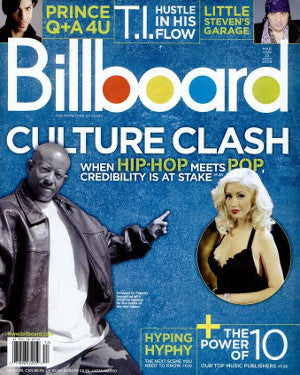Billboard Back Issue Volume 118, Issue 12