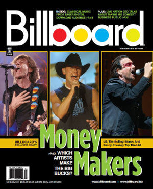 Billboard Back Issue Volume 118, Issue 4