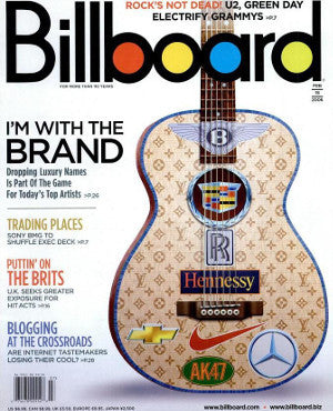 Billboard Back Issue Volume 118, Issue 7