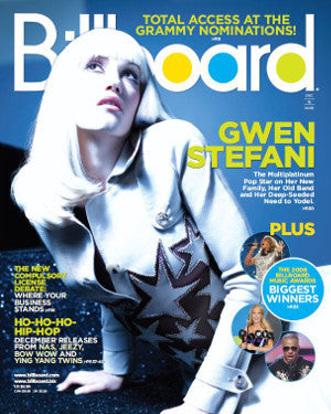Billboard Back Issue Volume 118, Issue 50