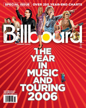 Billboard Back Issue Volume 118, Issue 51