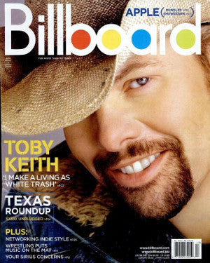 Billboard Back Issue Volume 118, Issue 13