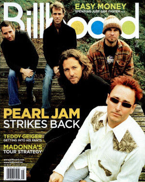 Billboard Back Issue Volume 118, Issue 16