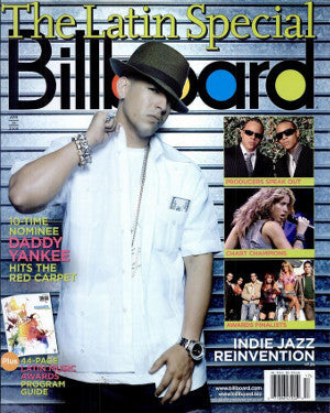 Billboard Back Issue Volume 118, Issue 17