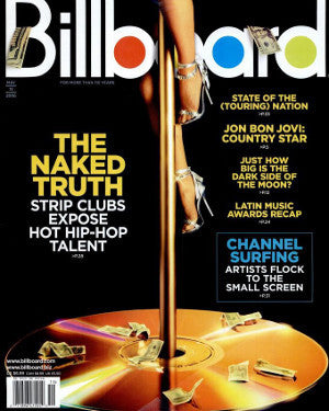 Billboard Back Issue Volume 118, Issue 19