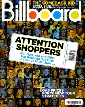 Billboard Back Issue Volume 118, Issue 22