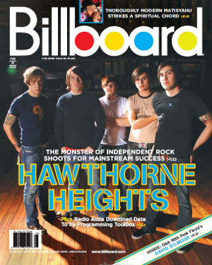 Billboard Back Issue Volume 118, Issue 8