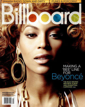 Billboard Back Issue Volume 118, Issue 25