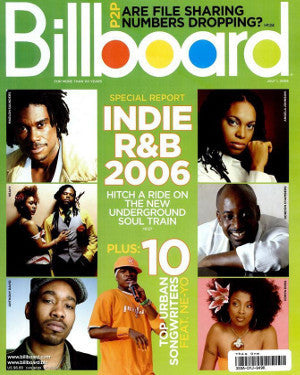 Billboard Back Issue Volume 118, Issue 26