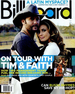 Billboard Back Issue Volume 118, Issue 27