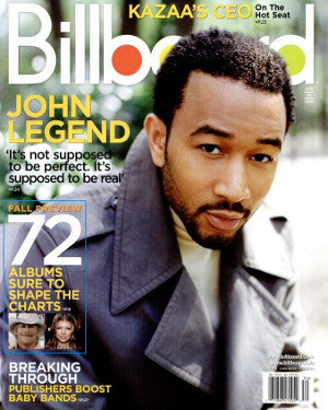 Billboard Back Issue Volume 118, Issue 34