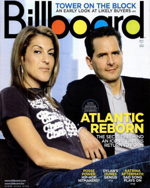 Billboard Back Issue Volume 118, Issue 35