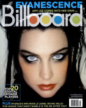 Billboard Back Issue Volume 118, Issue 37