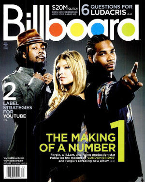 Billboard Back Issue Volume 118, Issue 39