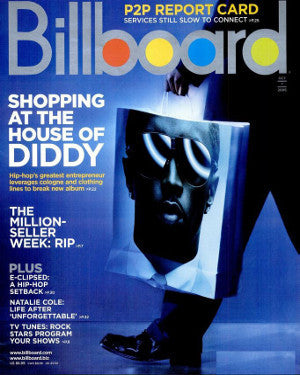 Billboard Back Issue Volume 118, Issue 40