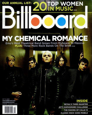 Billboard Back Issue Volume 118, Issue 41