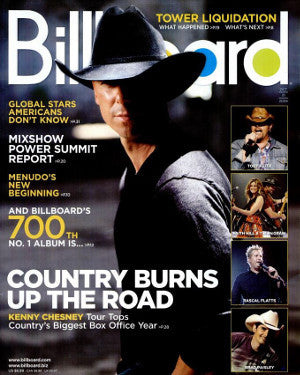 Billboard Back Issue Volume 118, Issue 42