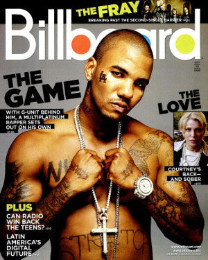 Billboard Back Issue Volume 118, Issue 43