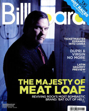 Billboard Back Issue Volume 118, Issue 44