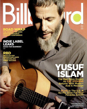 Billboard Back Issue Volume 118, Issue 47